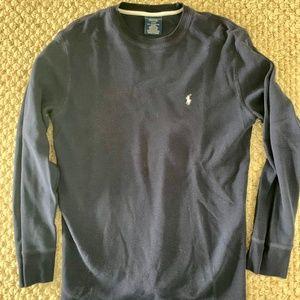 Ralph Lauren Waffle Knit Shirt